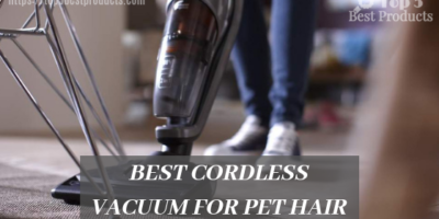 Best Cordless Vacuum for Pet Hair 12