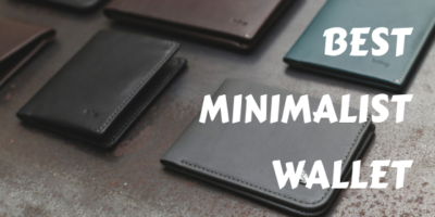 Best Minimalist Wallet 12