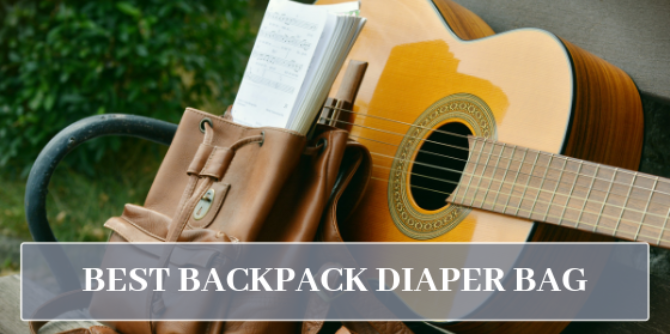 Best Backpack Diaper Bag 8