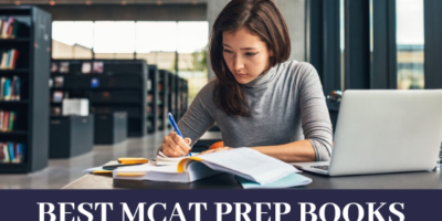 Best MCAT Prep Books 1