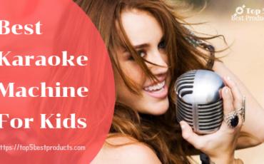 Best Karaoke Machine For Kids 1