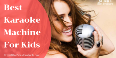 Best Karaoke Machine For Kids 11