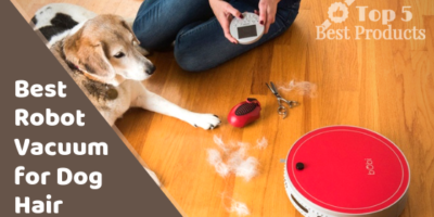 best robot vacuum for dog hair