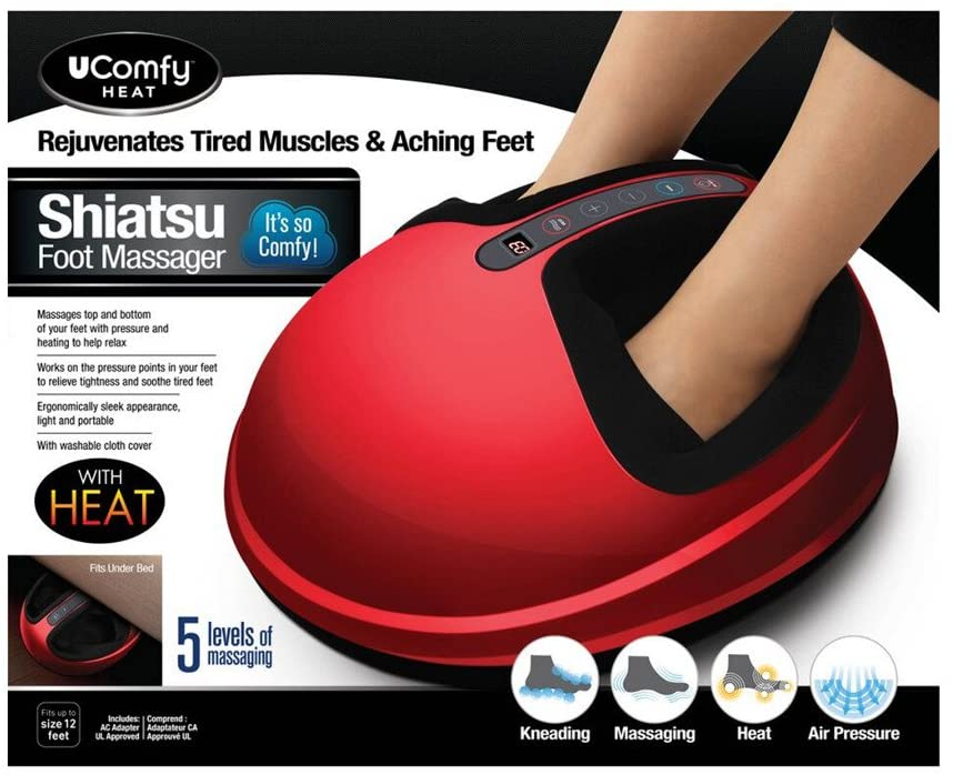 Be Well Rested With The Best Foot Massager For Your Home 5