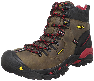 KEEN Utility men's best Waterproof Work Boots
